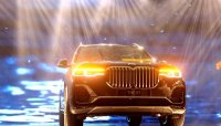 BMW X7 2019 vừa ra mắt khách Việt Nam giá 7,499 tỷ đồng có gì?