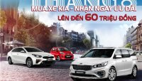 Thaco giảm giá 40 triệu đồng cho khách mua xe Kia Quoris