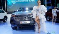 Volkswagen Touareg 2020 ra mắt tại Triển lãm Ô tô Việt Nam, giá hơn 3 tỷ đồng