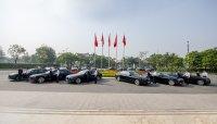 VinFast bàn giao gần 400 xe LUX SA2.0 và LUX A2.0 phục vụ Hội nghị ASEAN 2020