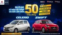 Suzuki Swift 2019 nhận ưu đãi đến 50 triệu đồng dịp cuối tháng 11/2019
