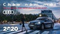 Giá xe Audi Q5, Q7 giảm đến 300 triệu cho khách mua trước Tết 2020