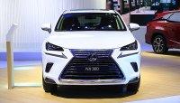 Lexus NX300 2020 ra mắt khách Việt, chốt giá 2,56 tỷ đồng
