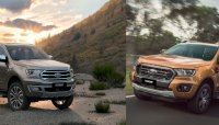 Ford Việt Nam ra mắt bản nâng cấp cho Ranger và Everest, giữ nguyên giá bán