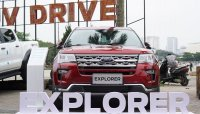 Giá xe Ford Explorer bất ngờ giảm gần 300 triệu đồng trong cuối tháng 2/2020