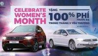 Giá xe Volkswagen mới nhất tháng 3/2020 kèm chương trình ưu đãi đặc biệt dành cho khách