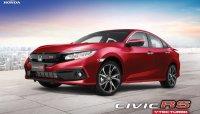 Honda Civic RS 2020 ra mắt thêm bản màu Đỏ trông rất quyến rũ