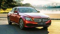 Phiên bản giá rẻ Mercedes-Benz E 180 2020 ra mắt khách hàng Việt