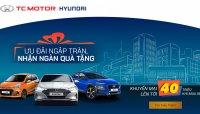 Giá xe Hyundai tháng 3/2020 được giảm từ 15 đến 40 triệu đồng