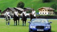 Mua xe Bentley, cơ hội tham dự môn thể thao hoàng gia