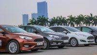 Cơ hội lái thử và bảo dưỡng xe Ford tại 26 tỉnh thành