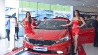 Mua xe Kia tháng 5 nhận ngay ưu đãi lên đến 69 triệu đồng