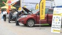 Trải nghiệm xe Renault tại Thái Nguyên và Vũng Tàu
