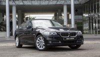 Ưu đãi thời hạn bảo hành và lãi suất khi mua BMW 5-Series
