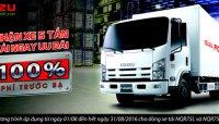 Tặng 100% phí trước bạ khi mua tải Isuzu 5 tấn