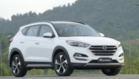 """Hyundai Tucson giảm """"sốc"""" 130 triệu đồng, rẻ nhất phân khúc"""