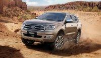 Ford Everest 2018 bản mới sắp về Việt Nam, đặt cọc chỉ 900 triệu đồng