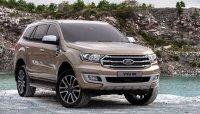 Ford Everest 2018 sắp về Việt Nam có giá bao nhiêu?