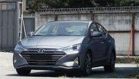 Hyundai Elantra 2019 nâng cấp sẽ ra mắt vào tháng 8 tới