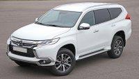 Mitsubishi Pajero Sport 2018 sẽ có thêm bản máy dầu mới, chưa rõ giá bán