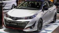 Ảnh Toyota Vios TRD 2018 mới nhất tại Indonesia