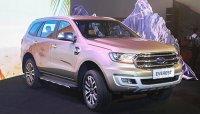 Ford Everest 2018 giá 1,4 tỷ đồng tại Việt Nam