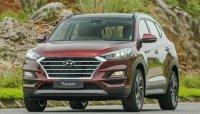 Hyundai Tucson 2019 ra mắt chính thức, giá rẻ nhất phân khúc