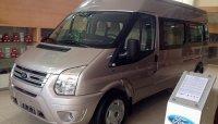 Gần 1.400 xe Ford Transit tại Việt Nam cần triệu hồi gấp