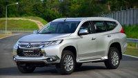 Mitsubishi Pajero Sport bản số sàn giảm giá hơn 90 triệu đồng trong tháng 8/2019
