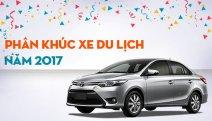Top 10 ô tô con đắt khách nhất năm 2017 tại Việt Nam: 4 xe nhà Toyota