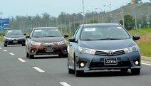 Tiếp tục dính lỗi túi khí không bung, Toyota triệu hồi 3.526 xe tại Việt Nam