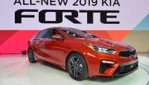 Kia Forte/Cerato 2019 thế hệ mới nhất trình làng, chưa có giá bán