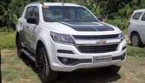 Mới nhất: 4 bản Chevrolet Trailblazer sẽ mở bán vào tháng 5 tại Việt Nam