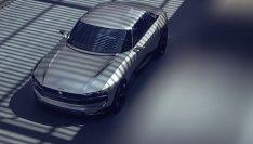 Ngắm Peugeot e-Legend Concept  tuyệt đỉnh với 16 màn hình