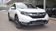 Giá xe Honda CR-V 7 chỗ cập nhật mới nhất tháng 5/2018