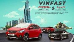 VinFast ưu đãi đặc biệt cho khách đặt mua xe ô tô tại sự kiện bàn giao xe Fadil