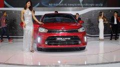 Kia Soluto vừa chính thức ra mắt khách Việt, giá chỉ từ 399 triệu