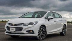 Tháng 2/2018: Chevrolet Cruze giảm giá cao nhất 80 triệu đồng