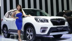 Tròn 10 năm có mặt tại Việt Nam, Subaru Forester ưu đãi đến gần 200 triệu đồng
